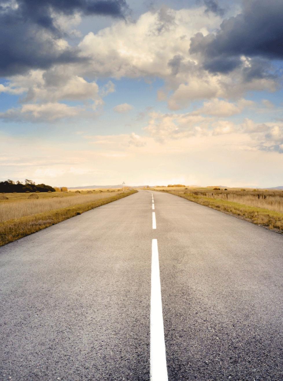 EU Führerschein Straße